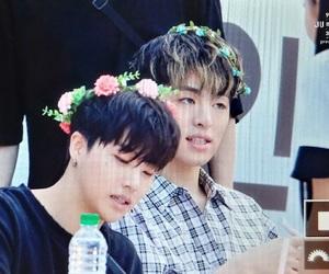 Ikon, jinhwan, and junhoe image