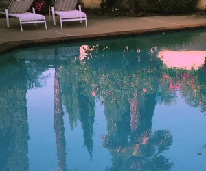 aesthetic and pool image