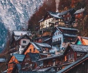 austria, travel, and village image