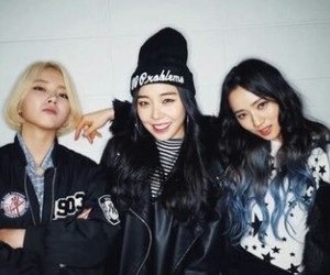 ladies code, kpop, and rise image