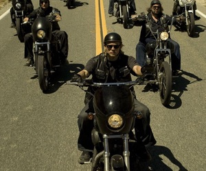 sons of anarchy and biker image
