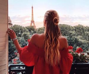 paris, beauty, and fashion image