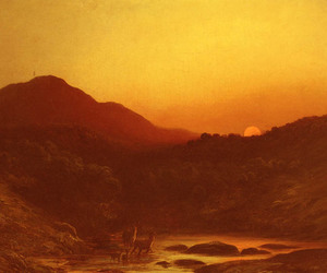 art, gustave dore, and landscape image