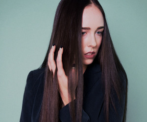 music, singer, and allie x image