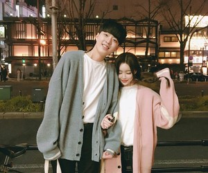 asia, asian, and couple image