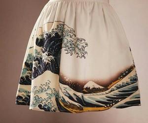 art, fashion, and skirt image
