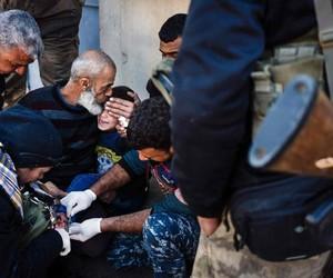 freedom, humanity, and iraq image