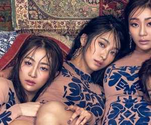 bora, korean+, and header image