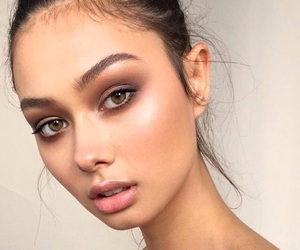 beauty, makeup, and beautiful image