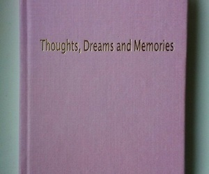 Dream, pink, and book image