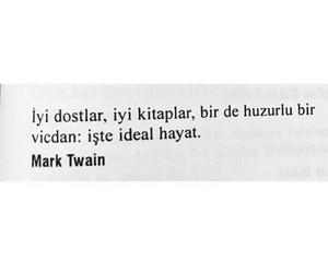 mark twain and türkçe sözler image