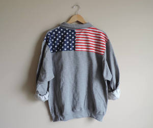 america, american flag, and etsy image