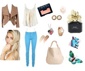 fashion, Polyvore, and casual outfit image