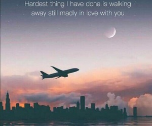 hard, move on, and plane image