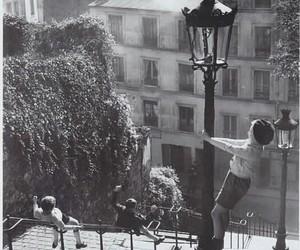 1960s, montmartre, and paris image