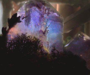 aesthetic, alchemy, and crystals image