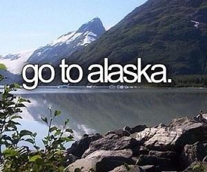 alaska, goals, and life image