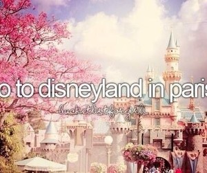 disneyland, france, and goals image