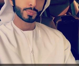 arab, handsome, and muslim image