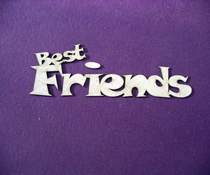 purple and bestfriends image