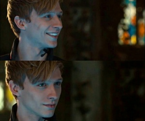 sebastian morgenstern, shadowhunters, and will tudor image