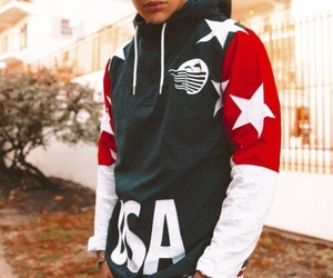 austin mahone and usa image