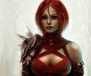 redhead, deadred-art, and annah image
