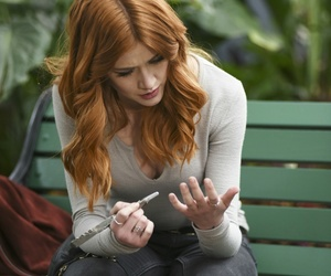 shadowhunters, clary fray, and katherine mcnamara image