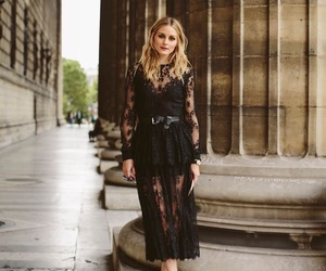 fashion, outfit, and olivia palermo image