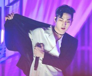 kang dongho, baekho, and produce 101 image