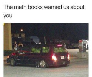 joke, watermelon, and meme image