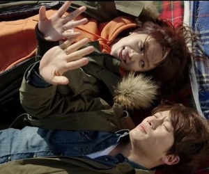 kill me heal me, cha do hyun, and oh ri jin image