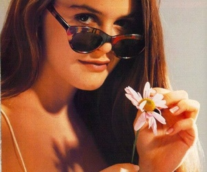 alicia silverstone, 90s, and flowers image