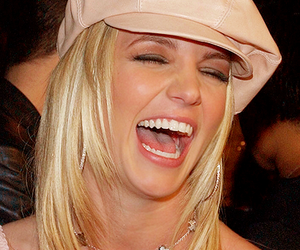 beautiful smile, cute, and britney spears image