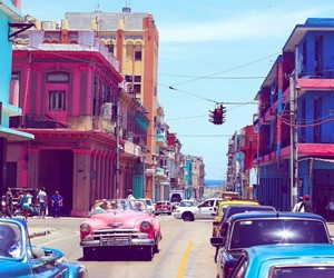 cuba and vintage image