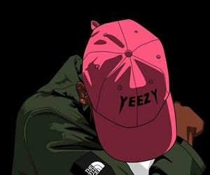 dab, wallpaper, and yeezy image