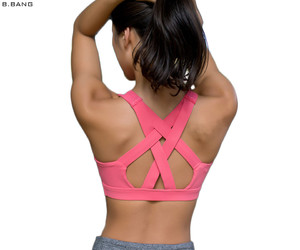 bra, top, and activewear image