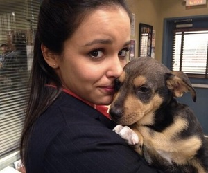 melissa fumero, b99, and brooklyn nine nine image