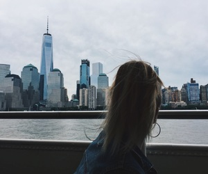 blue, boat, and Brooklyn image