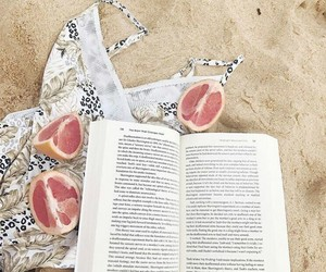 beach, fruit, and fruity image