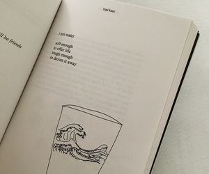poem, quote, and milk and honey image