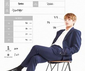k-pop, v, and 태태 image