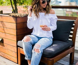 casual, fashionista, and ropa image