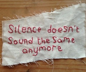 silence and sound image