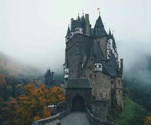 castle, germany, and landscape image