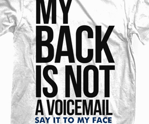 quotes, text, and voicemail image
