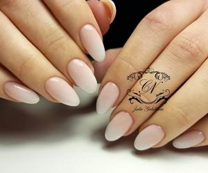 nail, nail polish, and nails image