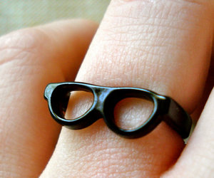 ring and glasses image