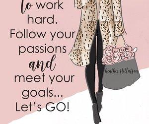 motivation, quotes, and boho image