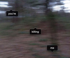 grunge, kill, and sad image
